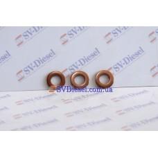 Кольцо уплотнительное (6x10x1) 11-23-209 (BOSCH F 00V C17 002)