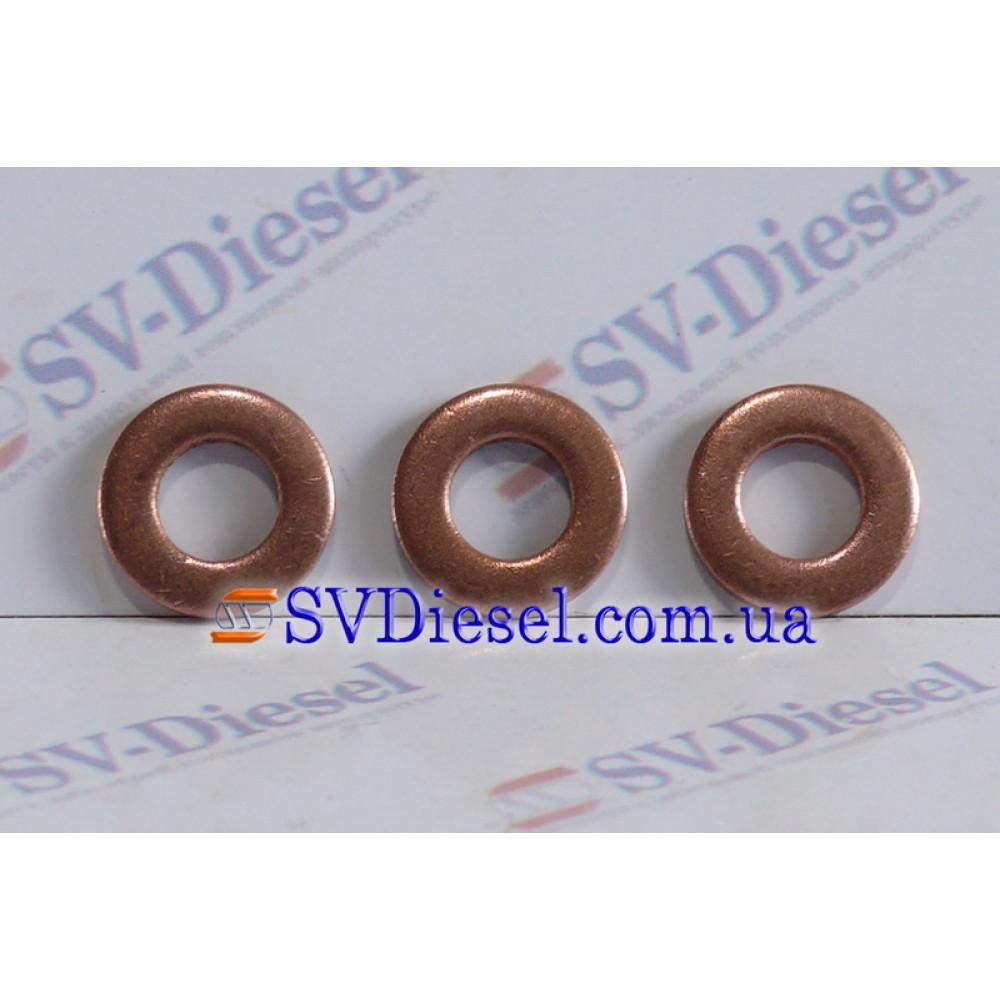 Уплотнительное кольцо 14-05-272 (7x13,7x1,8) 9001-850