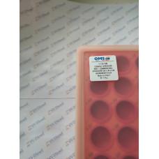 Комплект регулювальних шайб CR Bosch 11-23-728 (d19.5/22.8 1,30-1,80 510 шт. 0,01 шаг)