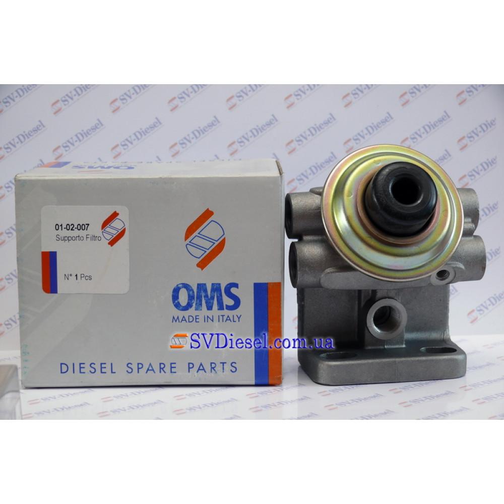Купити Корпус фильтра с подкачкой 01-02-007 (M14x1.5) в  Україні