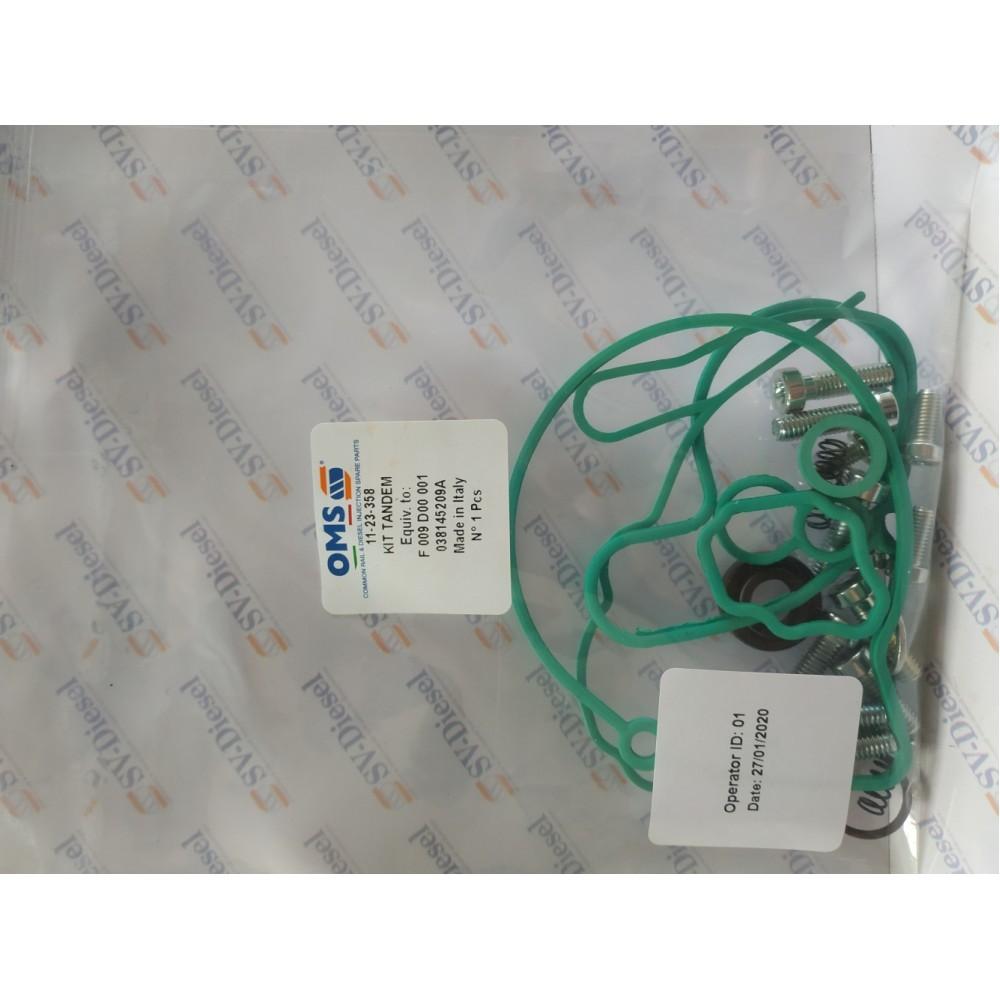 Купити Ремкомплект (038145209А)  11-23-358  (BOSCH  F 009 D00 001) в  Україні