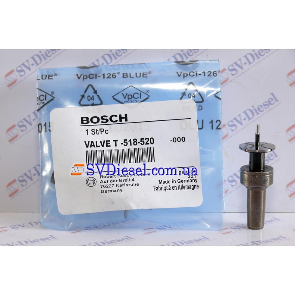 Купить Седло клапана форсунки BOSCH T-518-520  (F 00V C01 502) в  Украине