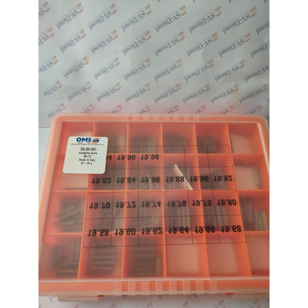 Купити Комплект регулювальних штоків  CAT 3406 02-20-031 в  Україні
