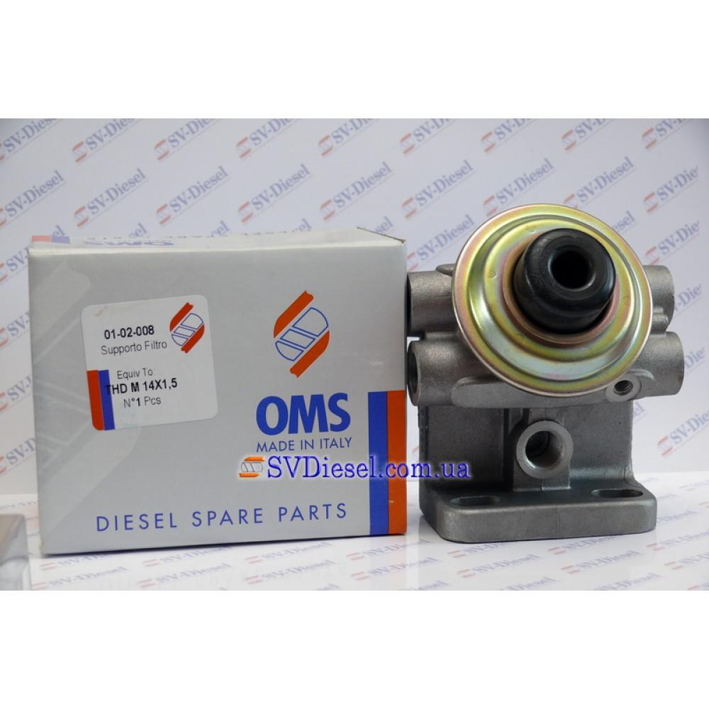 Купити Корпус фильтра с подкачкой 01-02-008 (M16x1.5) в  Україні