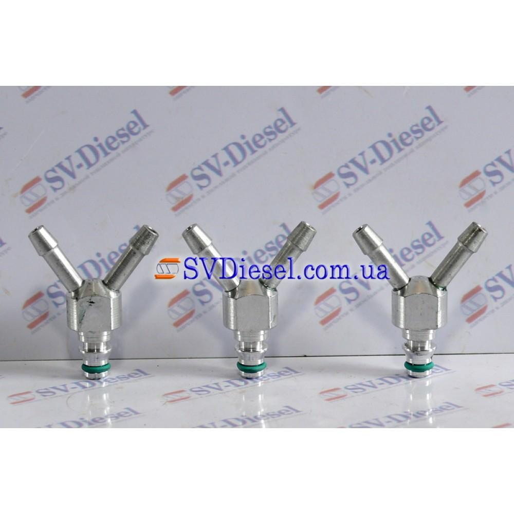 Тройник двухсторонний Metal Siemens  02-07-083/1