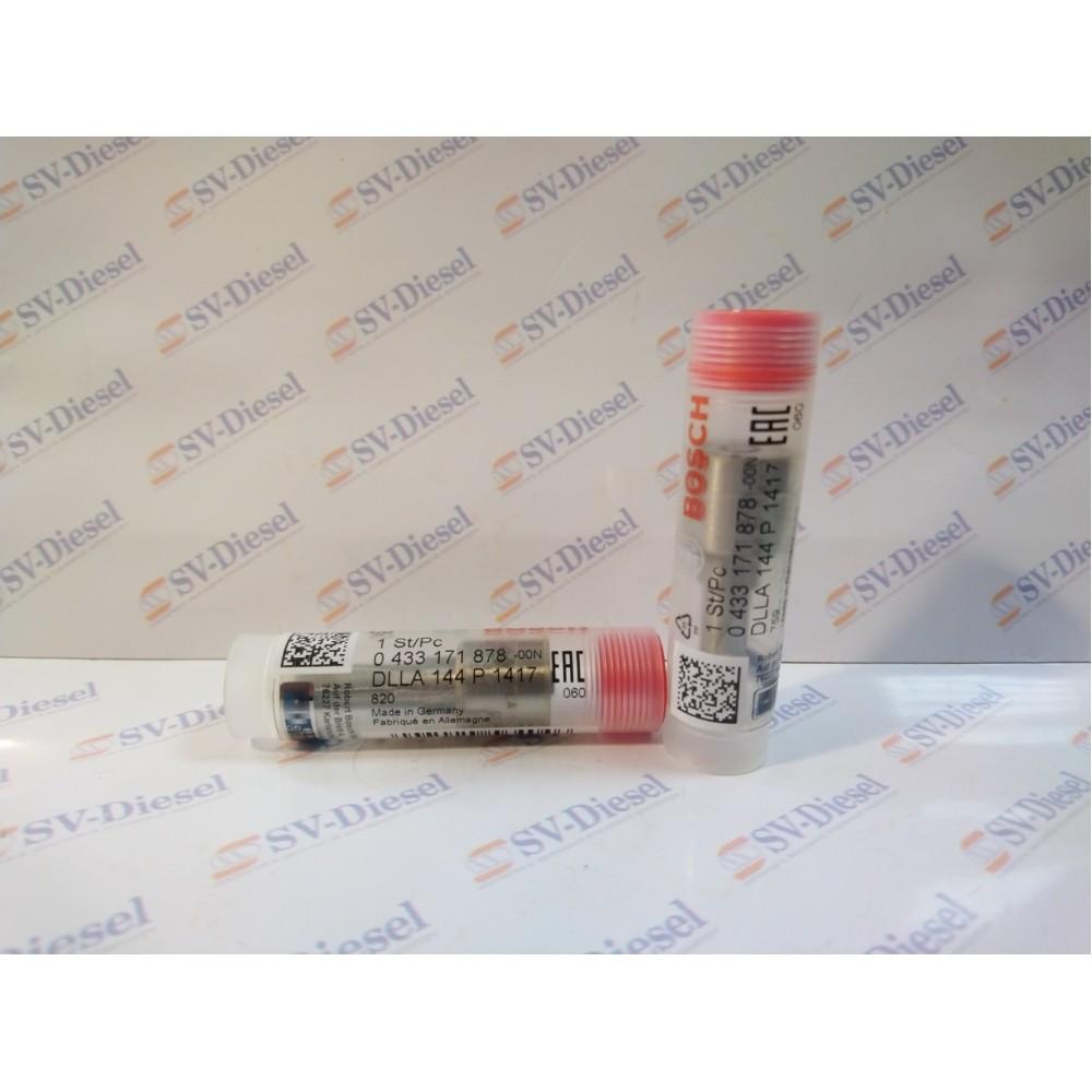 Распылитель форсунки Bosch 0 433 171 878 (DLLA 144 P1417)