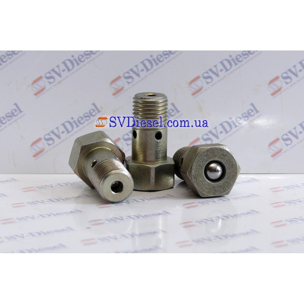 Купити Клапан обратный 2-2.5 Bar M14X1.5  12-01-055  (BOSCH  2 417 413 082) в  Україні
