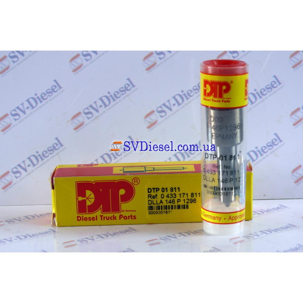 Купити Розпилювач DLLA146P1296+ (Bosch 0 433 171 811) в  Україні