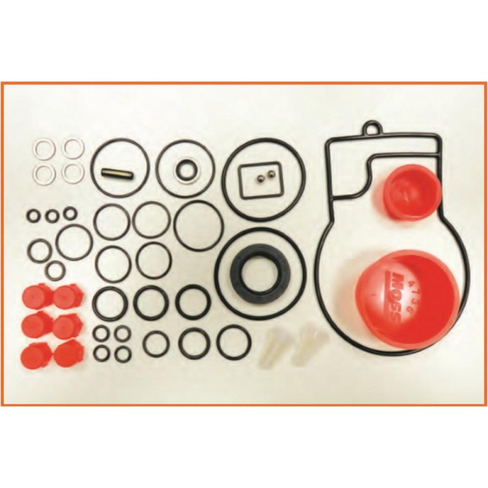 Купить Ремкомплект ТНВД (DPS EPIC) 11-09-021 (7135-237) в  Украине