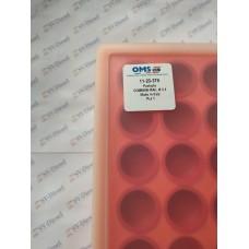 Комплект регулювальних шайб (таблетки) CR Bosch 11-23-379 (d2.3 1.00-1.30 370 шт., шаг 0,01