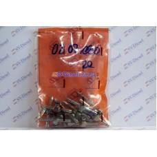 Штуцер тройник на шланг обр. Denso двостор. 02-07-080 (метал)