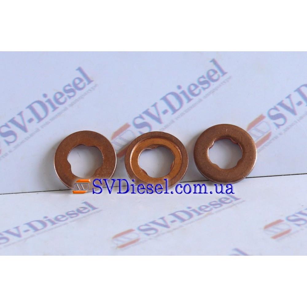 Купити Уплотнительное кольцо 02-11-002 (7x15x1,5) (2 430 105 049) в  Україні