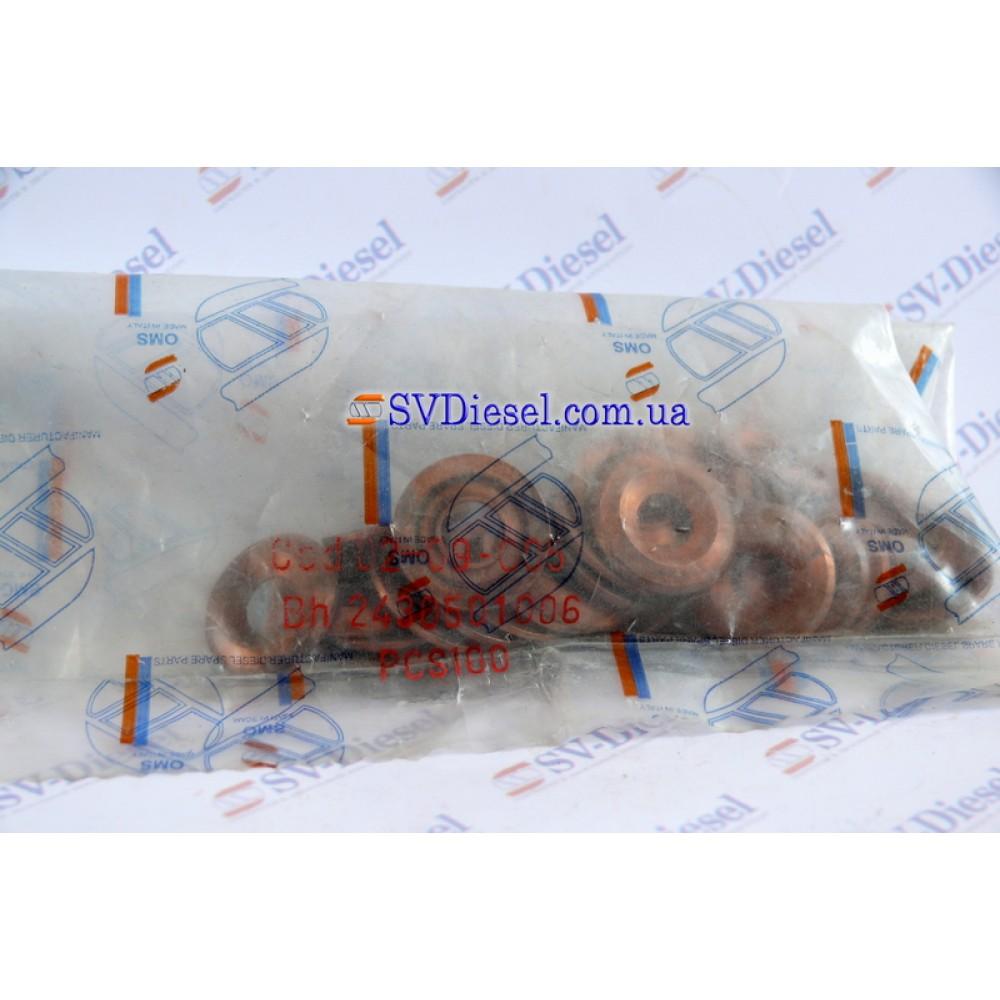 Купити Шайба форсунки, термозащита 02-09-005 (BOSCH  2 430 501 006) в  Україні